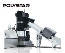 Plastic Recycling Machine (Polystar)