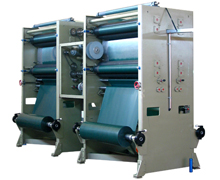 Raschel Knitting for Film Slitting Extension Machine-WMF-1300