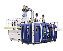 HBA Series Continuous Extrusion Blow Moulding Machine