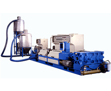 PVC Compounding Extrusion-pelletizing line