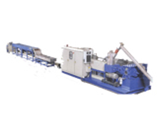 PET recycling extrusion-pelletizing line