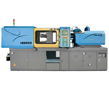 Accumulator Closed-Loop Injection Molding Machine