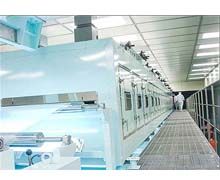 LCD Diffusion Film Coating Machine