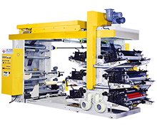 FSP Off-Line Flexo Printing Machine