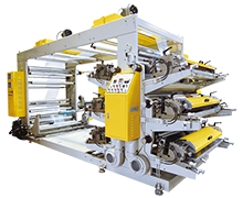LL Off-line Flexo Printing Machine