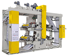 LS In-line Flexo Printing Machine