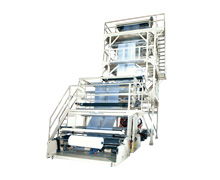 LDPE/LLDPE HIGH SPEED PLASTIC INFLATION MACHINE KML-120