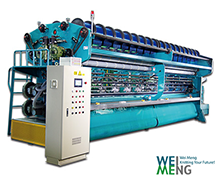 Raschel Knitting Machine-WMH