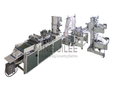 Poly Courier Bag Making Machine