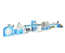 PVC Reinforced Hose extrusion equipment