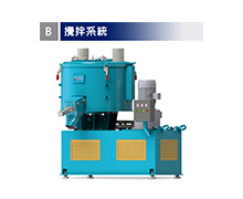 Vertical Cooling Blender (Type B) (GR-HC)