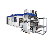 Thermoforming Production Line-SL-1220A + SL-520