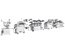 High-accuracy Compact Auto-Cutting Production Line-APL-300