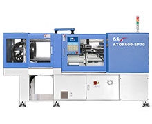 ATOR- Horizontal Rotary Dual-color/resin Injection Molding Machine