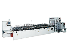 Automatic 3-Side-Seal Bag Making Machine - ABM-S Series
