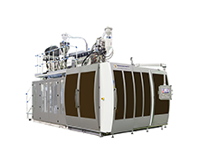 Single-Layer Bottom Blow Moulding Machine