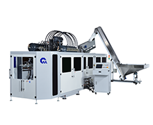 PET Fully Electric & High Speed Stretch Blow Molding Machine  -CMS(L) Series (Linear Type)