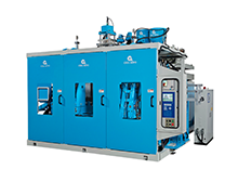 Co-Extrusion Blow Molding Machine for Multi-Layer structure bottle CM-L Series (Continuous type)