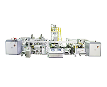 Mono-Layer Extrusion Lamination Machine for Paper
