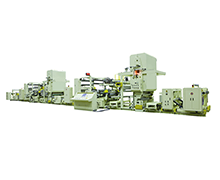 PE/PP Tandem Type Extrusion Lamination Machine