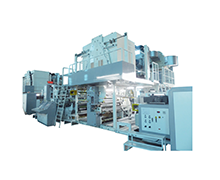 Tandem Type Co-Extrusion Lamination Machine for Food Flexible Package & Lami Tube