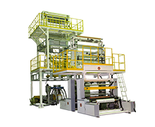 BFS Series Single Layer Blown Film Line