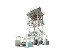 A/B/C AFS Series Co-Extrusion Blown Film Line