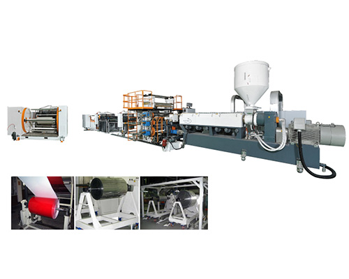 HIPS - PP - APET Rigid Sheet Extrusion Lines