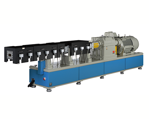 Co-Rotating Twin Screw Extruders-PSM72A