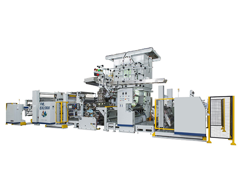 Extrusion System Lamination Machine Control System