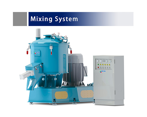 Hi-Speed Mixer