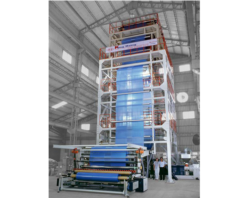 LDPE Three-Layer Co-Extrusion For Jumbo Bag (Industrial And Agricultural Use)