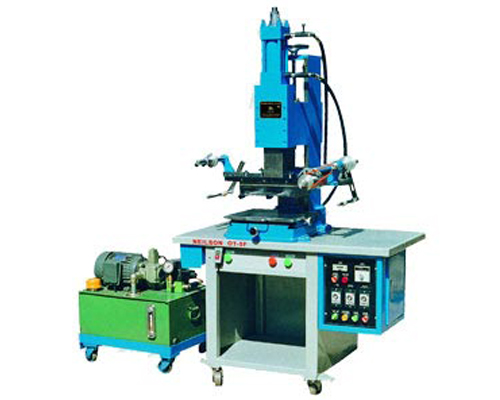 Hydraulic Powerful Hot Stamping Machine OT-5F