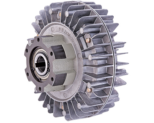 Magnetic Particle Clutch (Hollow-shaft type)