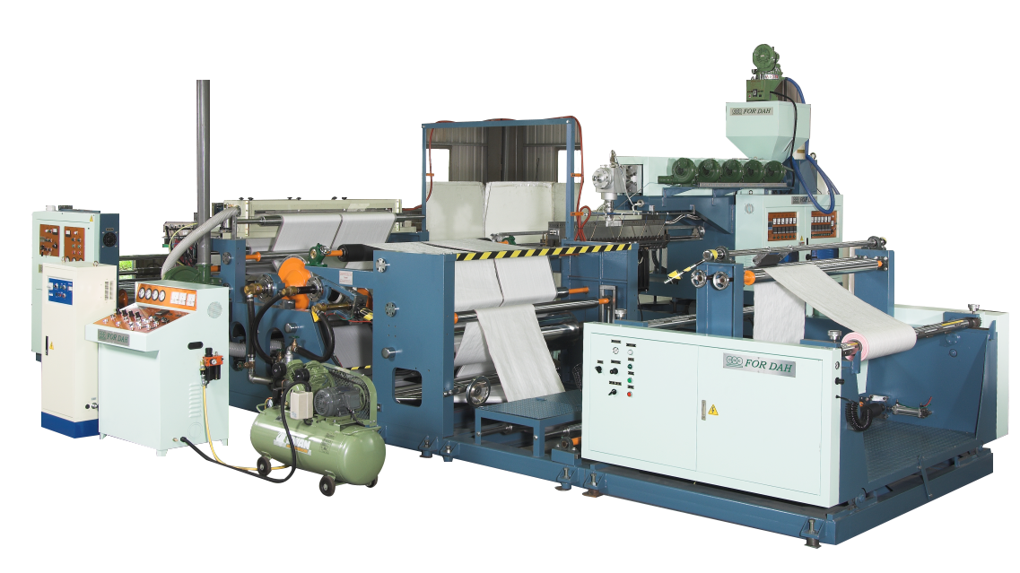 Single Side/ Double Side (With Turn Bar) Lamination Machine