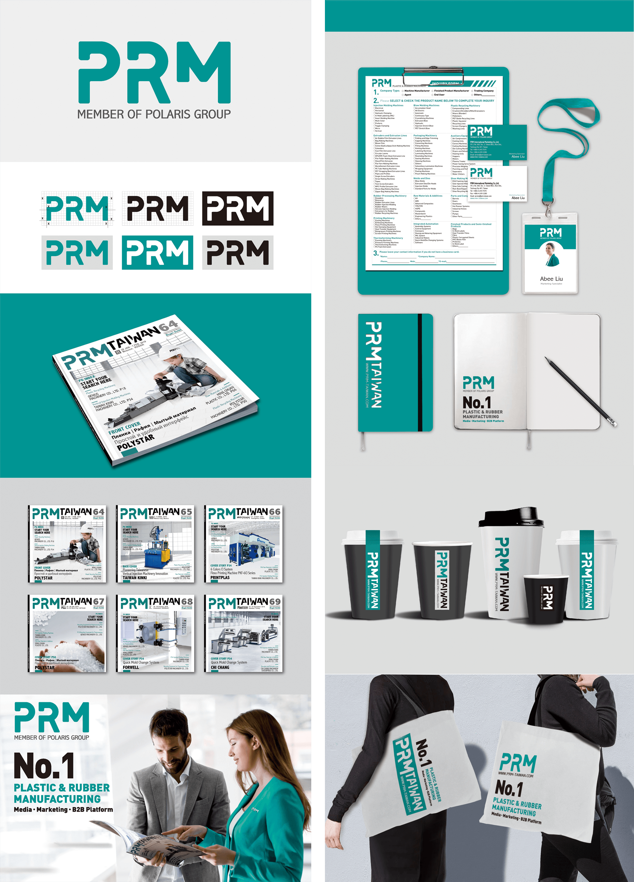 PRM TAIWAN E-NEWS - PRM-Taiwan is here to start 2019 with a BAM!
