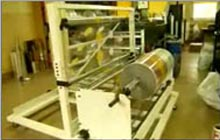 Wicket Bag Making Machine