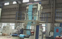 Economical HDPE High Speed Blown Film Machine