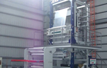 HDPE Super High Capacity Blown Film Extrusion-JC-HS Series