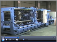 2 Plastic Injection Molding Machine