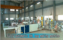 Fully Automatic DHL Courier Bag Making Machine