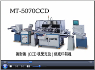 Roll to Roll Web-Fed Screen Printing Equipment (CCD Visual Positioning Control)