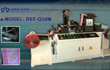 PVC Re-Reeling& Sealing Quality Inspecting Machine