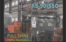 Accumulator Extrusion Blow Molding Machine