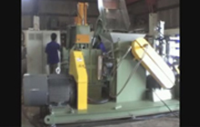 Twin-cone Scale Pelletizing Production Line