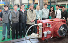 Gearbox for Single Screw Extruder