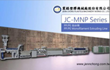Monofilament Extrusion Line JC-MNP Series