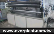 Stretched / Square Net Machine Line