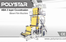 CE Co-extrusion Blown Film Machine