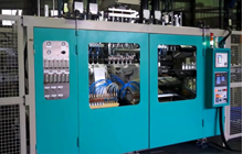JN Series for Square Drug Bottles (Automatic Plastic Blow molding machine )